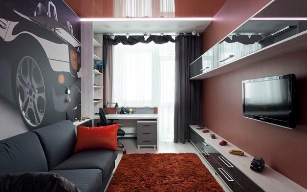 Дизайн детской спальни фото 2016 современные идеи