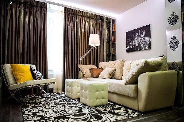Дизайн гостиной фото 2017 современные идеи 18 кв