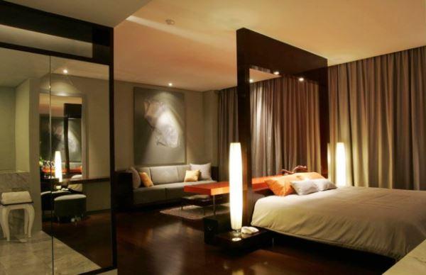 Дизайн гостиной спальни фото 2016 современные идеи