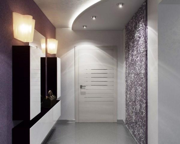 дизайн коридора фото 2017 современные идеи
