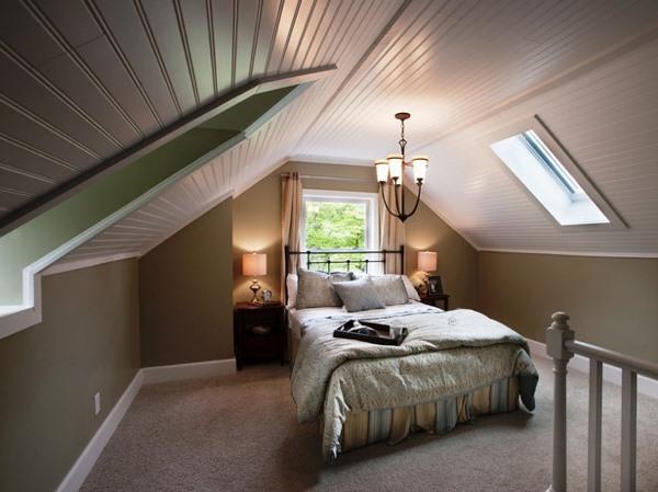 Дизайн спальни фото 2016 современные идеи мансарда