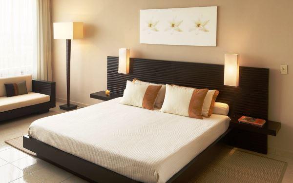 Дизайн спальни фото 2016 современные идеи в бежевых тонах