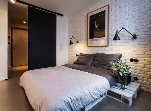 Дизайн спальни фото 2016 современные идеи в хрущевке
