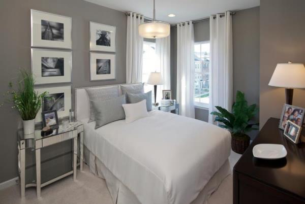 Дизайн спальни фото 2016 современные идеи занавесок