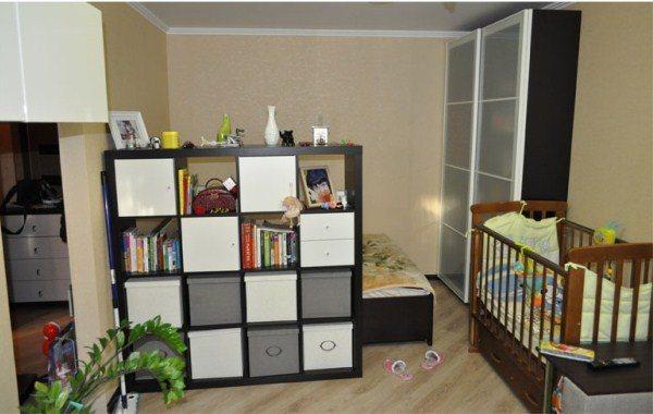 перегородки для зонирования пространства в комнате фото 3