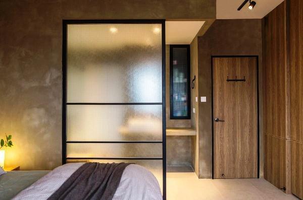 перегородки для зонирования пространства в комнате фото 6