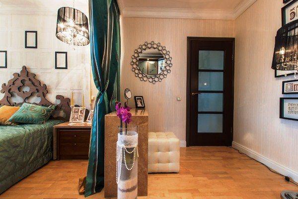 перегородки для зонирования пространства в комнате фото 8
