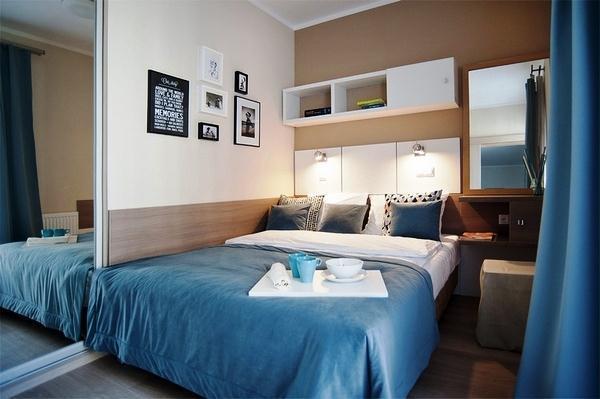 Дизайн спальни фото 2017 современные идеи для маленькой спальни фото