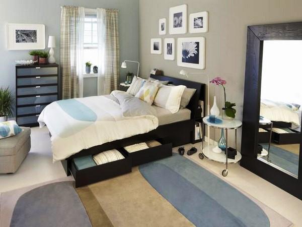 Дизайн спальни фото 2017 современные идеи для маленькой спальни