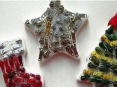 Торжественная атмосфера своими руками: елочные игрушки ручной работы для новогодних праздников