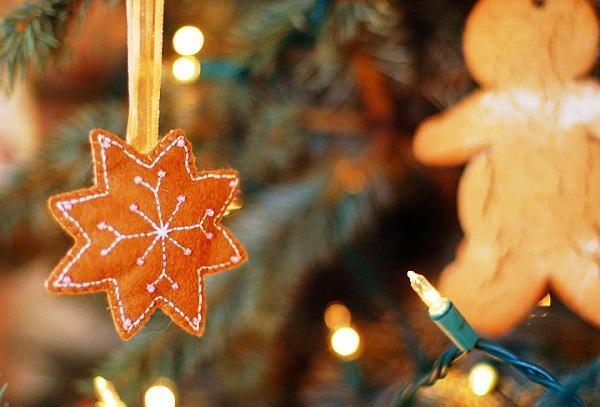 идеи новогоднего декора фото 2