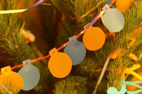 идеи новогоднего декора фото 3