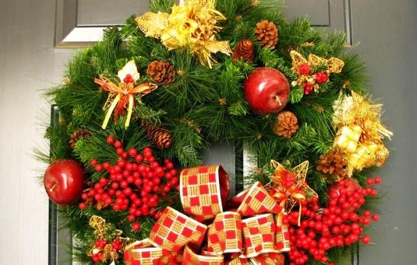 идеи новогоднего декора фото 6