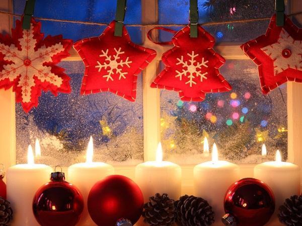 идеи новогоднего декора фото 7