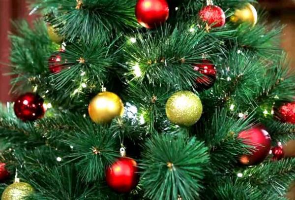 идеи новогоднего декора фото
