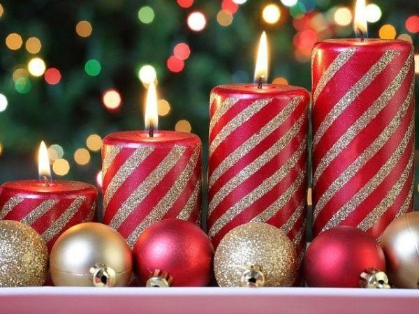 новогодние свечи своими руками фото 10
