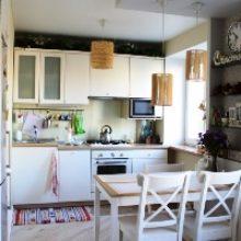 Строгие, но легкие дизайны, олицетворяющие уют: фото интерьеров малогабаритных квартир в скандинавском стиле