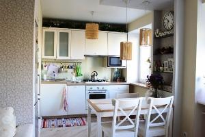 скандинавский стиль в интерьере малогабаритных квартир фото