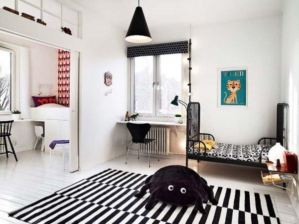 скандинавский стиль в малогабаритных квартирах фото 11