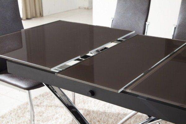 стол трансформер журнальный обеденный фото 4