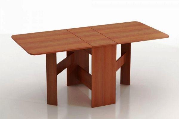 стол трансформер журнальный обеденный фото 5