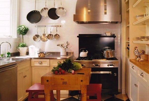 дизайн маленькой кухни фото 2017 современные идеи фото 10