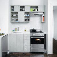 маленькая кухня 2017 идеи фото 10