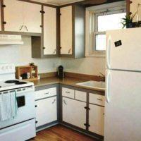 маленькая кухня 2017 идеи фото 13