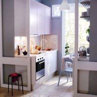 маленькая кухня 2017 идеи фото 16