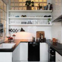маленькая кухня 2017 идеи фото 20