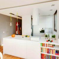 маленькая кухня 2017 идеи фото 3
