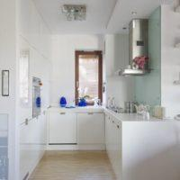 маленькая кухня 2017 идеи фото 31