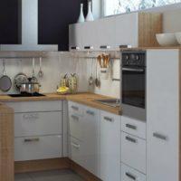 маленькая кухня 2017 идеи фото 34