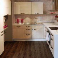 маленькая кухня 2017 идеи фото 47