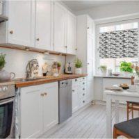 маленькая кухня 2017 идеи фото 51