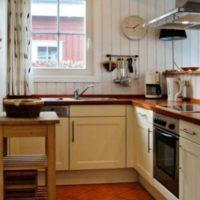 маленькая кухня 2017 идеи фото 52