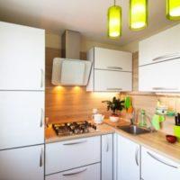 маленькая кухня 2017 идеи фото 7