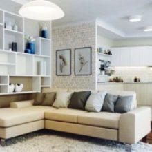 Планируем дизайн интерьера в современном стиле: реальные фотографии квартир с реализованными проектами