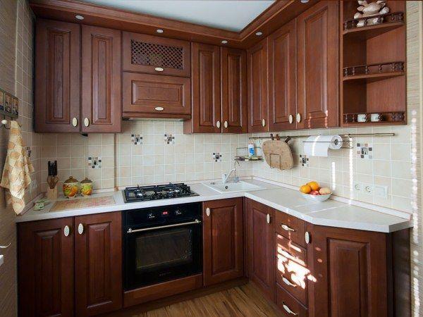 Дизайн кухни 6 кв. м фото хрущевка