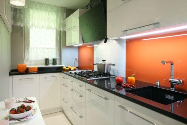 Дизайн 6-метровой кухни фото