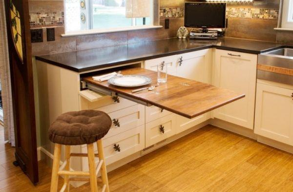 Фото дизайна кухни 6 кв. м