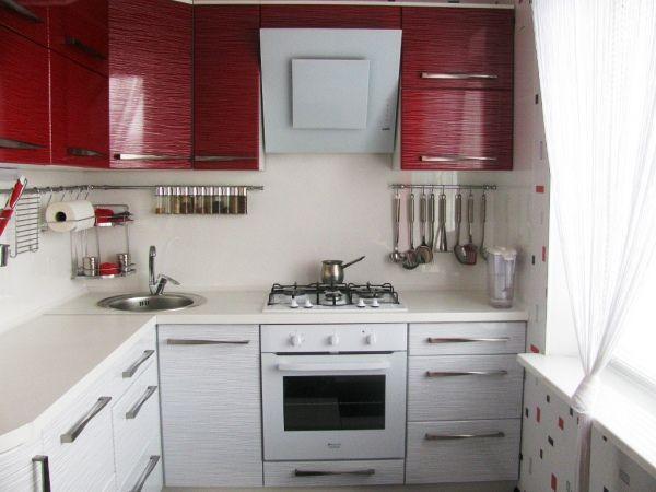 Кухня 6 квадратов дизайн фото