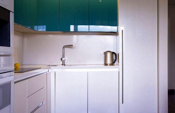 Дизайн кухни на 6 квадратных метров фото