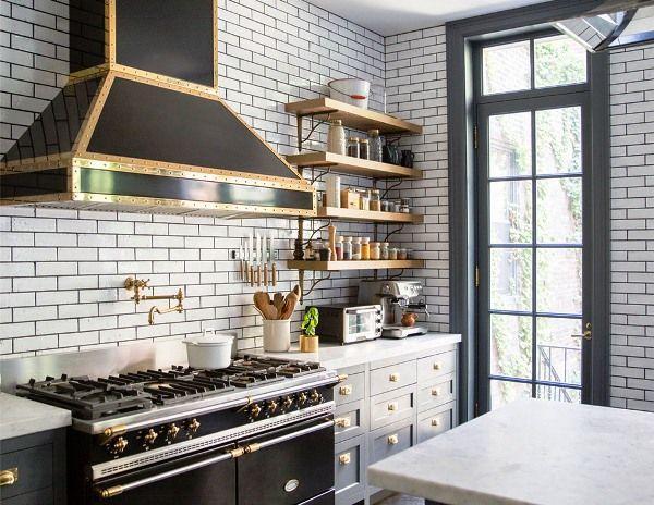 Идеи для кухни 6 кв. м фото