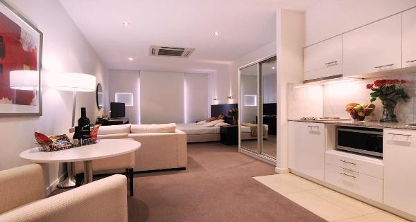 Дизайн квартиры в современном стиле фото 19