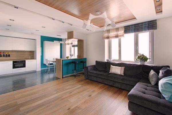 дизайн квартиры в современном стиле фото 7