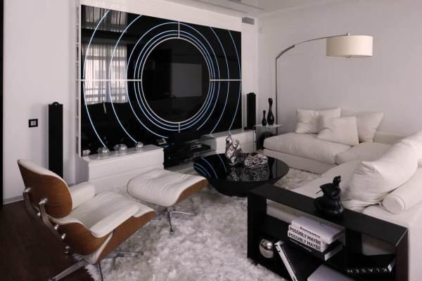 Интерьер квартиры в современном стиле фото 8