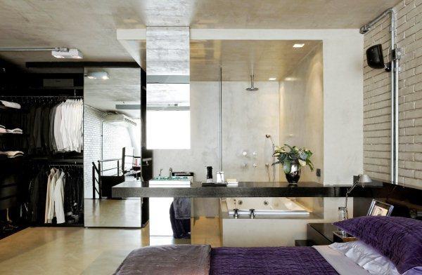 Интерьер квартиры в современном стиле фото 9