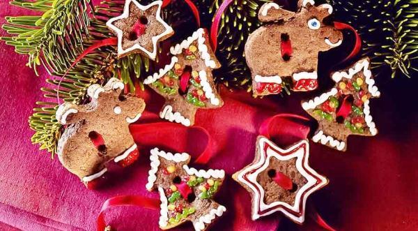 новогодние гирлянды своими руками фото 13