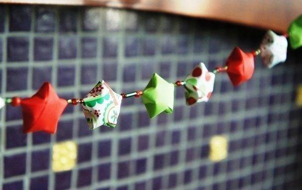 новогодние гирлянды своими руками фото 6